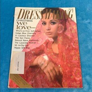 1970 FASHION Dressmaking International Quarterly